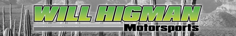 Will Higman Motorsports